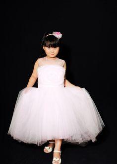 Đầm xòe công chúa mullet hoa hồng Jadiny - BST thời trang thiết kế cho bé gái