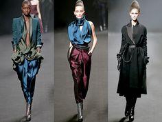 My newest big style love...Haider Ackermann