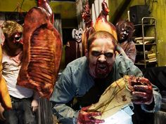 Our good buds at #LakeEerieFearfest at #GhostlyManor are now open for your mortification!