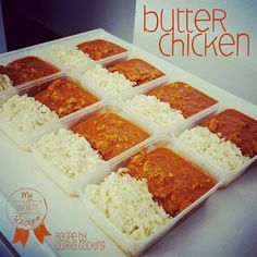 My Best Butter Chicken Ever!