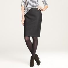 Ribbed tights from J. Crew