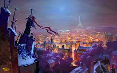 A Monster in Paris | Colour Script