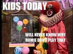 51f5fe94634d724ec9c68eb751f451ee funny man funny shit homey d clown from in living color tv movie quotes pinterest