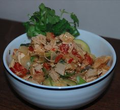 Turkey Green Curry – The Foodee Project