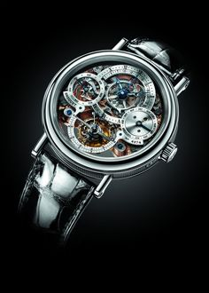 Breguet CLASSIQUE Skeleton tourbillon, Breguet Timepieces and Luxury Watches on Presentwatch
