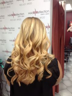 #curls#long#blonde#style#hairreflection Bombshells, Curls, Salons, Long Hair Styles, Beauty, Living Rooms, Cosmetology, Long Hairstyles, Long Hair Cuts