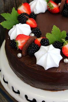 Kakkuviikarin vispailuja!: Jääsuklaakakku