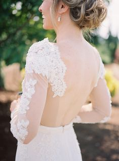 View entire slideshow: 100 Runway Ready Gowns on http://www.stylemepretty.com/collection/4207/