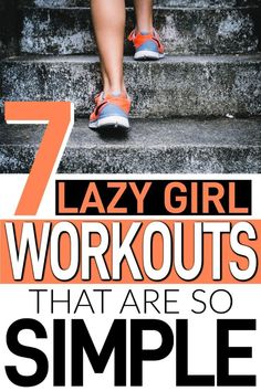 7 Workouts for When You're Feeling Lazy Here are 7 five-minute lazy girl workouts you can do from anywhere (no equipment required)! I've tried a few and I've ALREADY lost weight! This is such an AMAZING post! I'm so glad I found this! Lazy Girl Workout, 7 Workout, Workout Routines, Land Rovers, Easy Workouts, At Home Workouts, Beginner Workouts, Cardio Workouts, Fitness Exercises