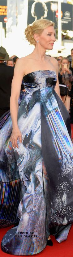 Cate Blanchett - CANNES 2015 Day 5 Red Carpet | ♕♚εїз BLAIR SPARKLES