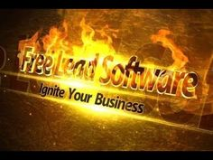 Free Leads Generator Software - Lead Generation Software - Best Lead Generation Software Available! Video Editing Apps, Lead Generation, Software, Logo Design, Presents, Success, Neon Signs, Led, Simple
