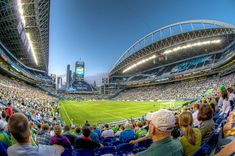 Seattle Sounders FC stadium