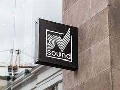 """Check out my @Behance project: """"logo for sound engineer"""" https://www.behance.net/gallery/44920509/logo-for-sound-engineer"""