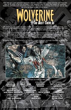 Wolverine: The Best There Is Issue #12 - Read Wolverine: The Best There Is Issue #12 comic online in high quality Comics Online, Wolverine