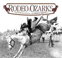 Springdale Arkansas Downtown | Rodeo of the Ozarks changed their cover photo .