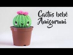 cactus flower name Diy Crochet Cactus, Crochet Blouse, Knit Crochet, Crochet Projects, Diy Projects, Flower Names, Crochet Videos, Cactus Flower, Diy And Crafts
