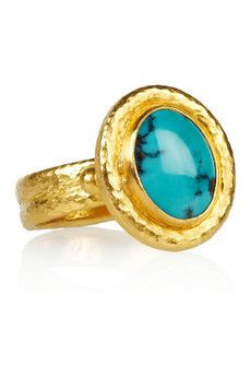 Gurhan Gobi hammered 24-karat gold...