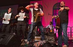 Terrance Simien & The Zydeco Experience with Ben & Jerry's