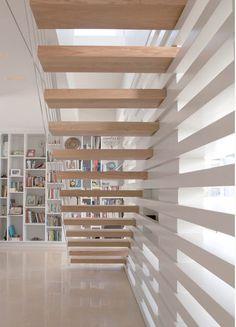 escadas soltas