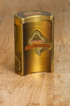 Esta vez Basilur Tea Spain nos sorprende con su colección Oriental. Golden Crescent en su cara B, ... o A?