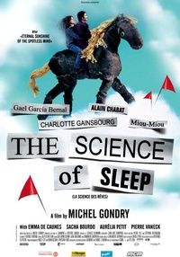 Poster for '' The Science of Sleep''.