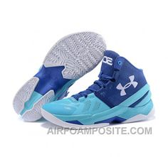 Under Armour Stephen Curry 2 Shoes Father And Son Blue BxdBc