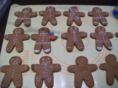 Lebkuchen Männer & Frauen Rezept alle Beschreibungen und noch mehr Fotos findet ihr hier: www.facebook.com/BaumbergerEntdecker