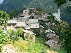 ROURE - BOURCET Chasteiran (Roreto, Castel de Bosco, Balma, Villaretto) Piedmont Italy - Parco Naturale Orsiera Rocciavre