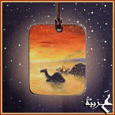 Náhrdelníky - Amulet - Aasha Badawy