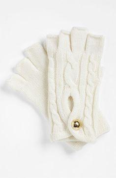 MICHAEL Michael Kors Fingerless Gloves