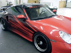 Car Paint Designs