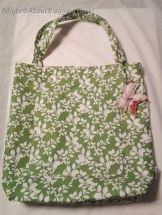 Summer Tote Bag  sewing, tote