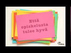 Concreatives-kollektiivin kooste Helsinkiläisten unelmista youtubessa https://www.youtube.com/watch?v=cvxzIuo0KHQ