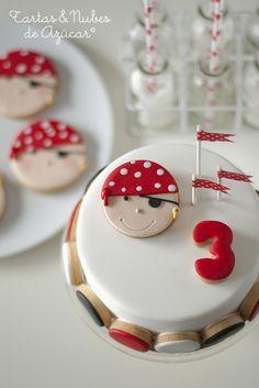 Repostería creativa: tartas, galletas, cupcakes, mesas dulces... Talleres de decoración de tartas, galletas y cupcakes con fondant