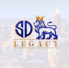 SD Legacy Logo created by DT Webdesigns