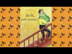 AU LIT, PETIT MONSTRE ! Mario Ramos Mario, French Resources, Working With Children, Learn French, Animation, Album, Youtube, Kids, Interactive Books