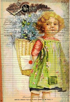 Shoregirl's Creations: Vintage Postcards