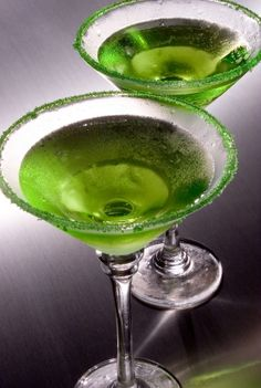 Green Apple Martini  11-09-2014
