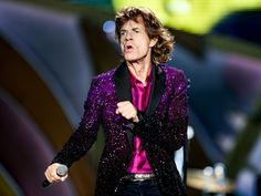 Mick Jagger performs at The Rolling Stones Zip Code Tour opening night at Petco Park on Sunday, May 24, 2015, in San Diego.  Rich Fury, Rich Fury/Invision/AP