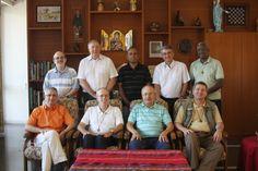 Calendario del Consejo general y de los Directores de los Secretariados
