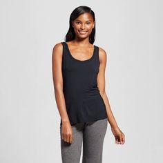 Women's Nursing Pullover Tank Ebony XL