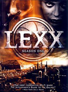 Lexx - Season One (Boxset) DVD Movie
