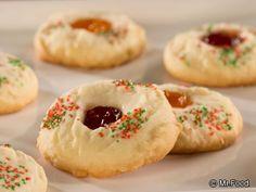 Karen's Buttery Sugar Cookies | mrfood.com