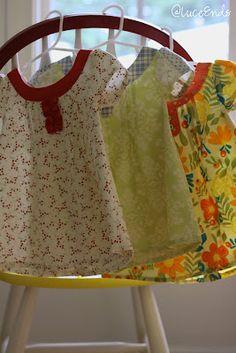 Oliver + S Family Reunion Dress Pattern