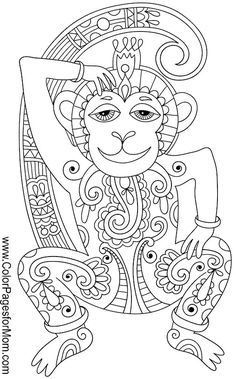 animal coloring page #colorpages #adultcoloringpage