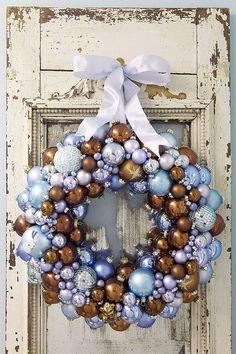 Ornament wreath.