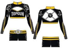 Image result for top gun allstars uniforms