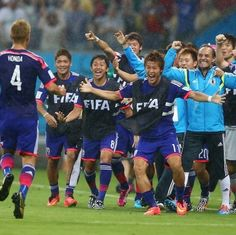 FIFA World Cup Brazil 2014 Japan!!!