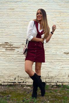 Tendencia #falda botones #kissmylook