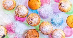 Muffin cu fructe de padure Muffin, Bakery, Breakfast, Food, Pie, Morning Coffee, Eten, Bakery Business, Cupcakes